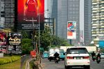 Jl. Sudirman, on a quiet day